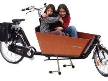 vélo biporteur électrique